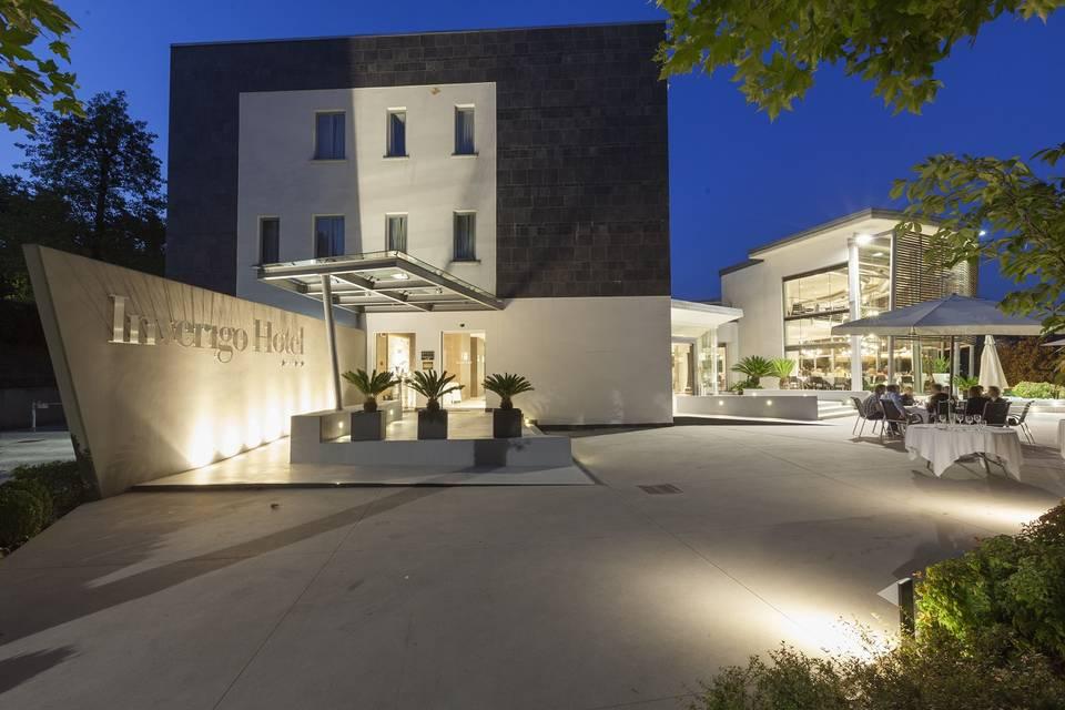 Ingresso Inverigo Hotel****