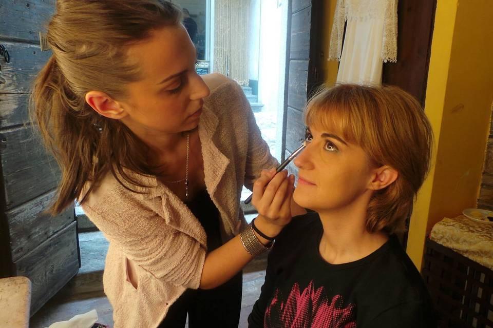 Camilla Make Up