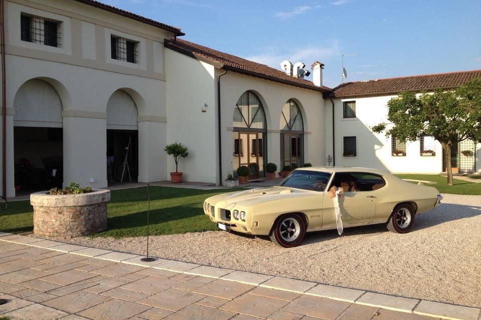 Pontiac GTO 1970 V8
