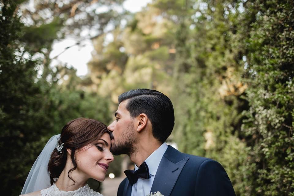 Matrimonio-Villa Fegotto