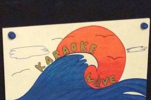 karaoke wave