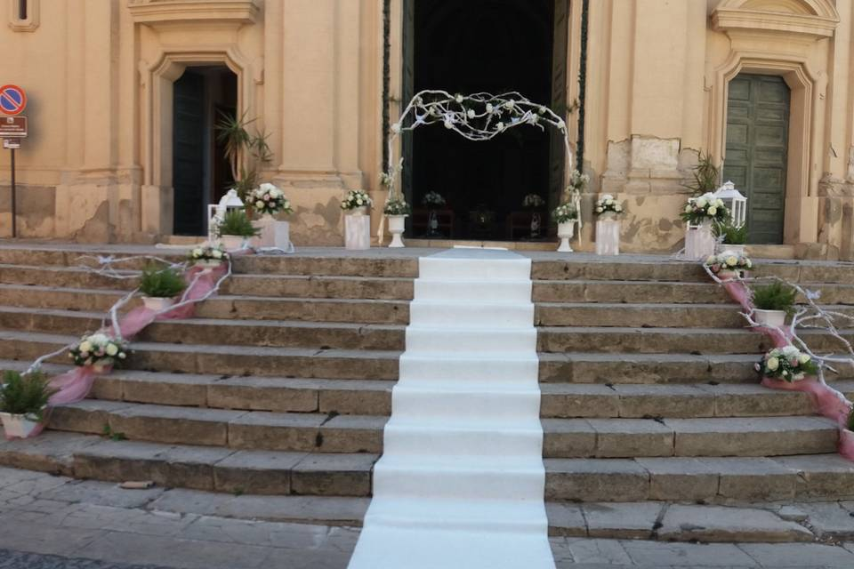 Serradifalco chiesa madre