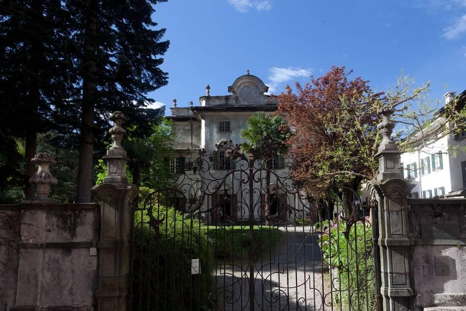 Palazzo Salis Chiavenna