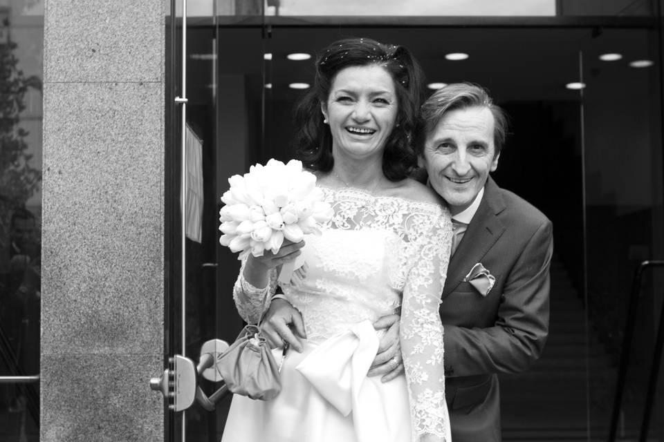 Silvia Campagna Wedding