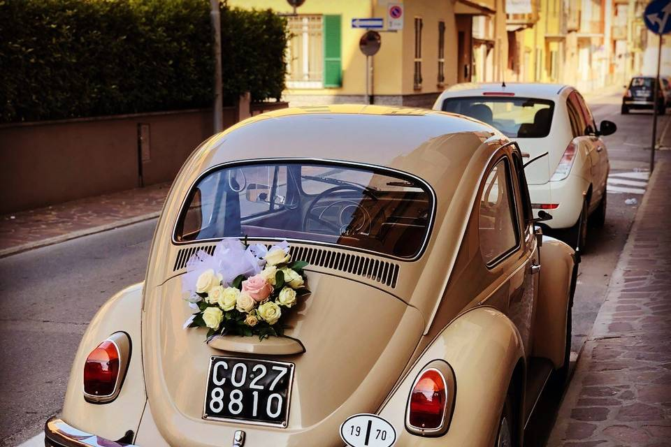 Vintage Rent Car