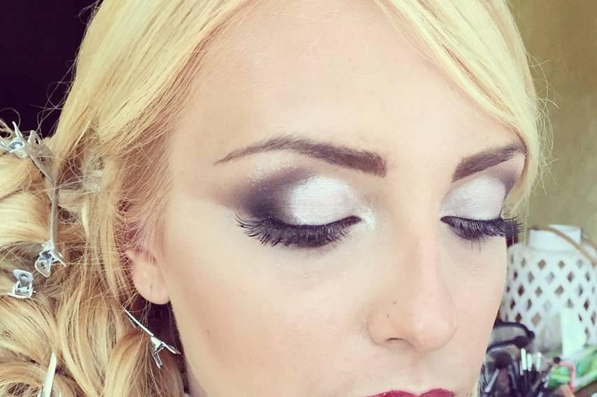 Stefania Sgrò Make Up