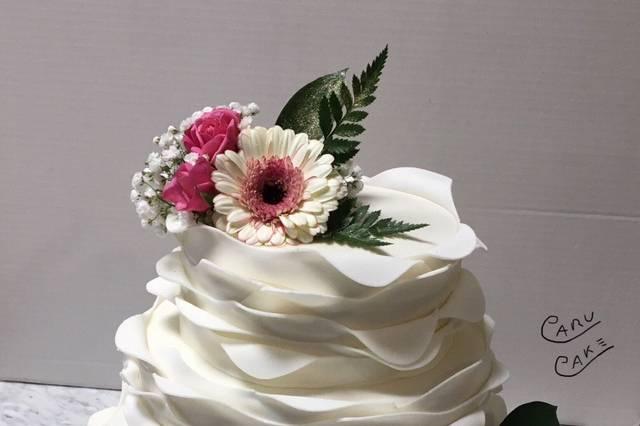 Rufle cake