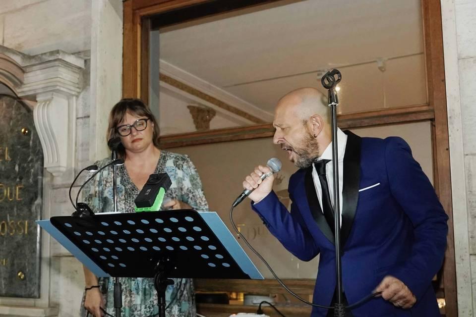 I Bonet Miriam e Gianfranco