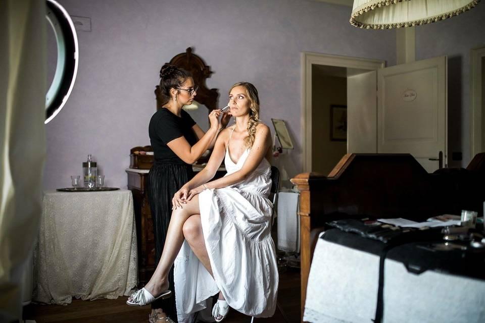 Valentina Dal Bon Make up Artist
