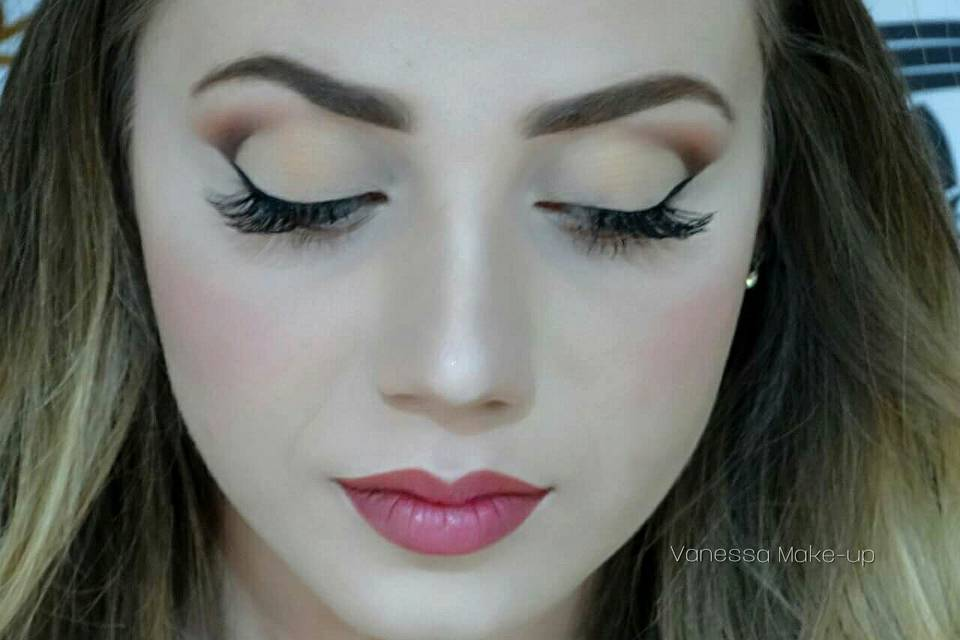 Vanessa Make-up