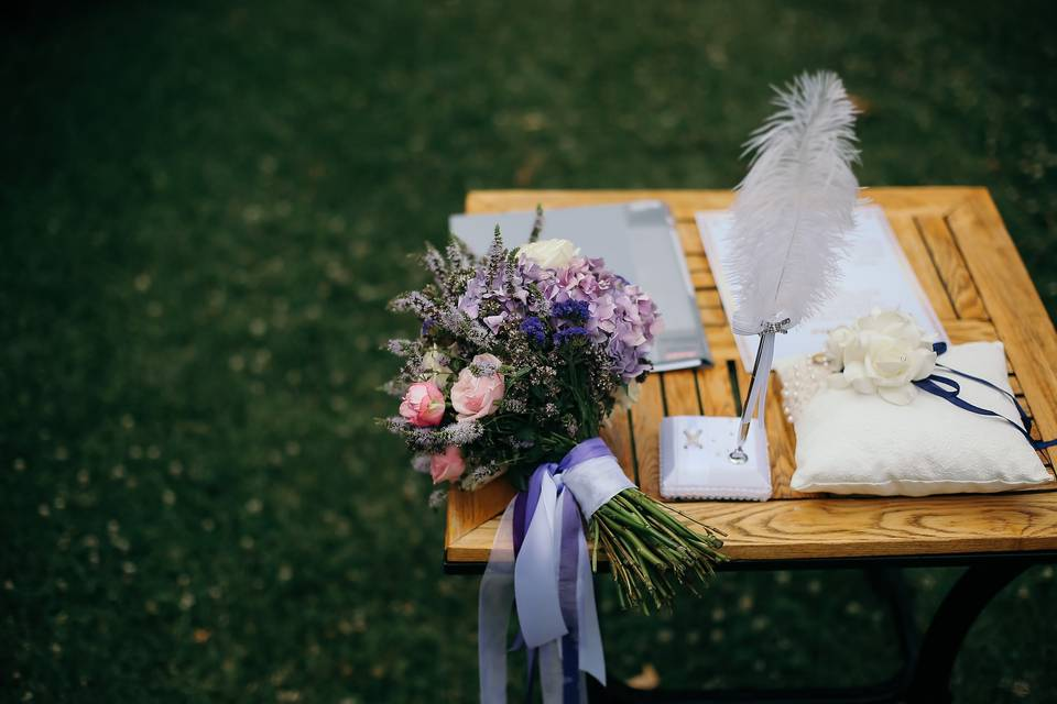 Mood cerimonia