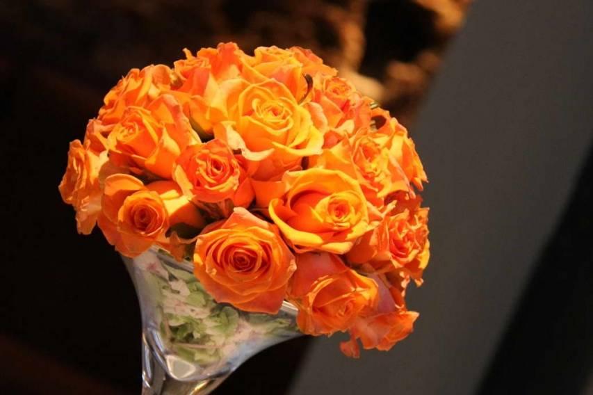 Allestimento floreale matrimoi