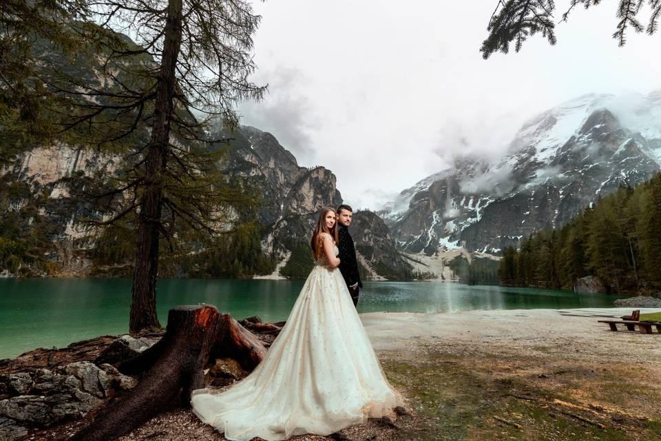 Macaria Wedding