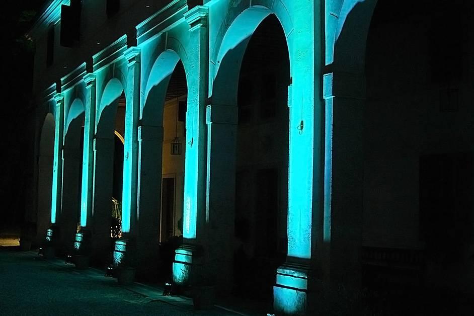Light design - barchessa
