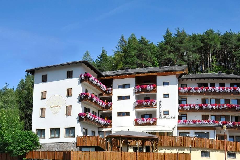 Hotel Ristorante Comparsa