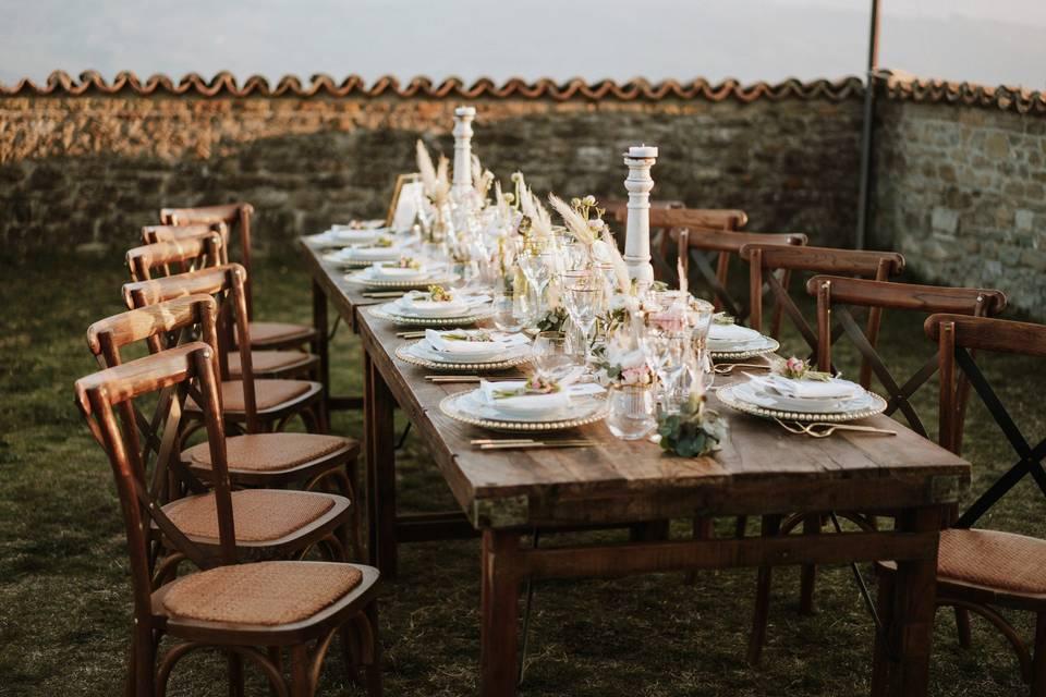 Editoriale Nadia Ferri Wedding