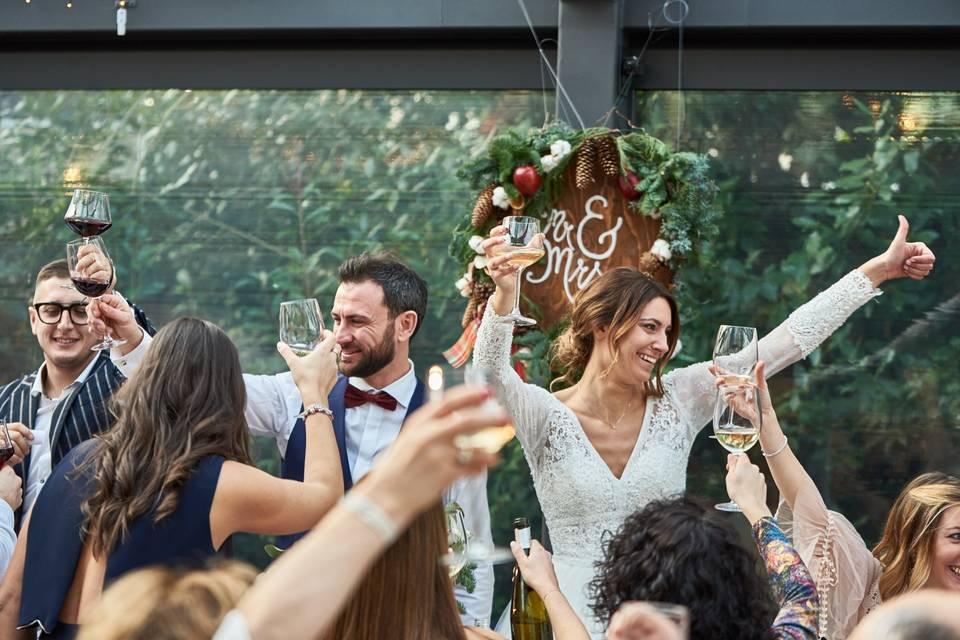 VC Wedding Reportage