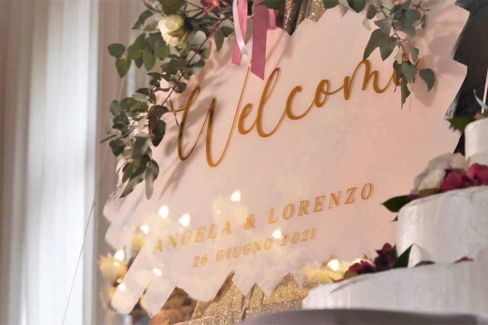 Zenzero e Cannella wedding