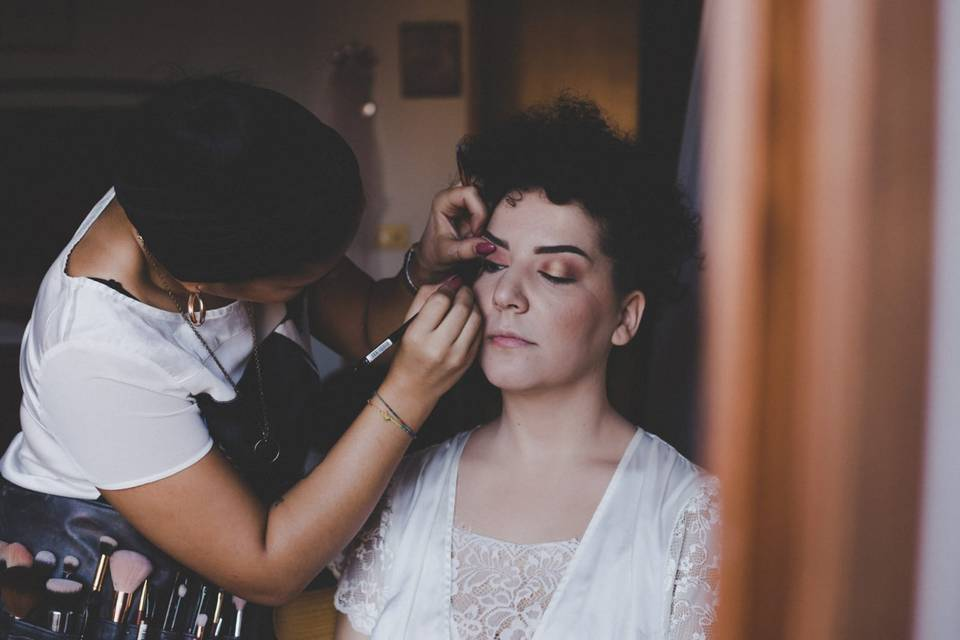 Francesca Makeup Artist