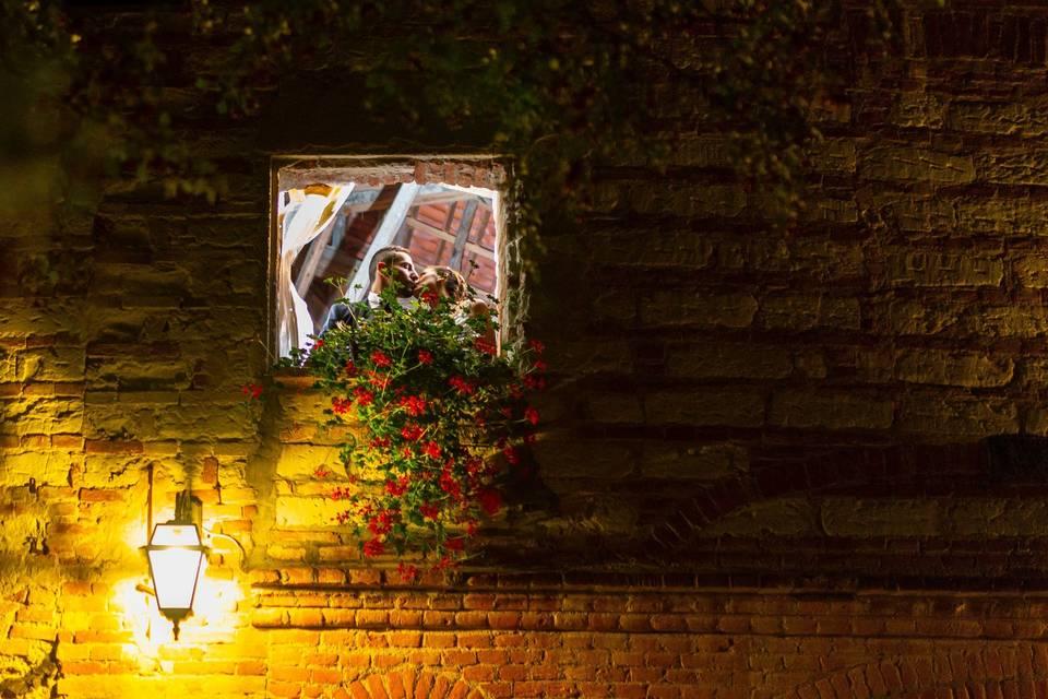 Un bacio alla finestra