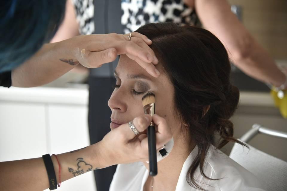 Tatiana Ierardi Make up