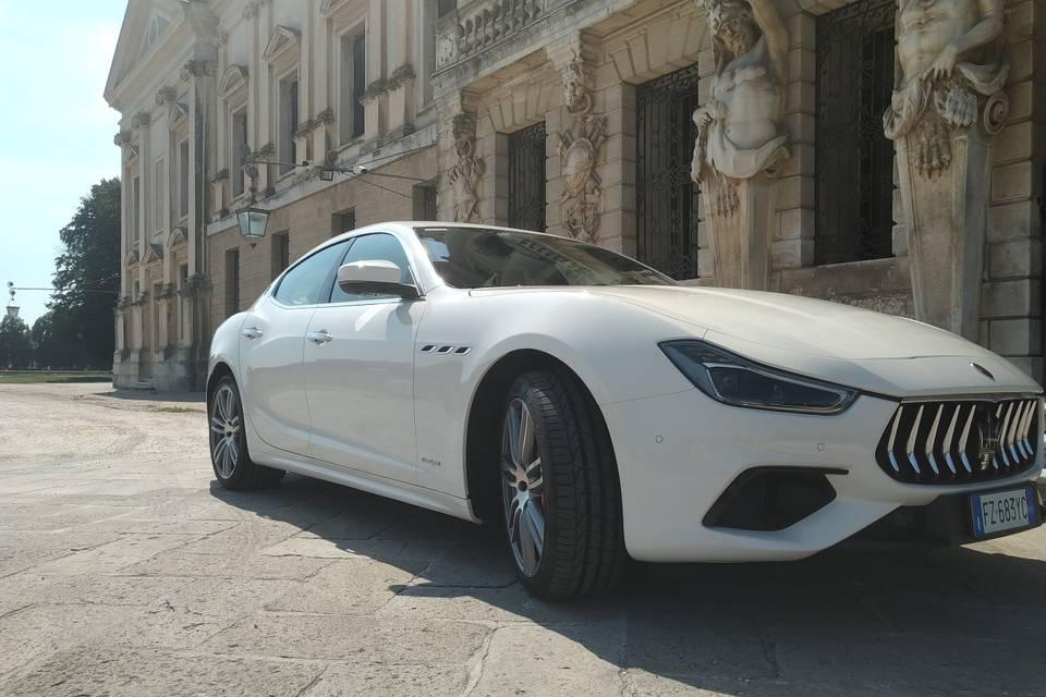 Maserati NCC