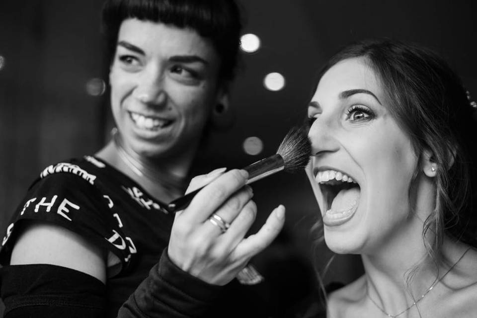 Enrica Checchia Makeup Artist