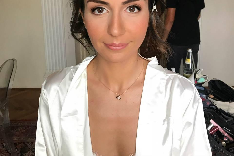 VP make-up consulent