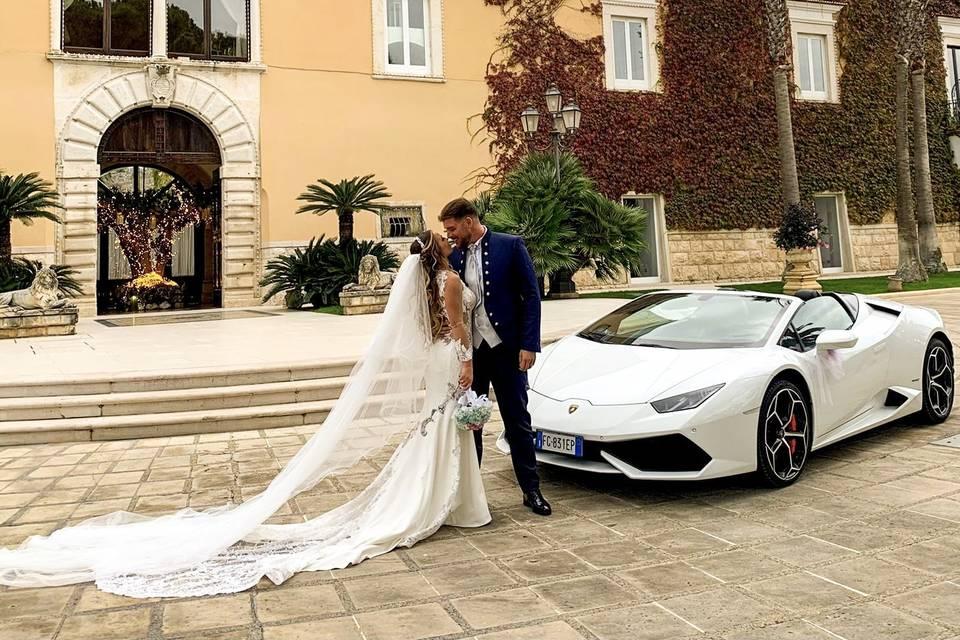 Puglia Luxury Car