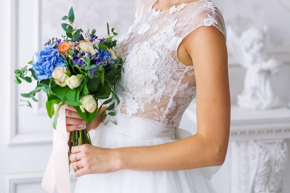 Acconciatura sposa