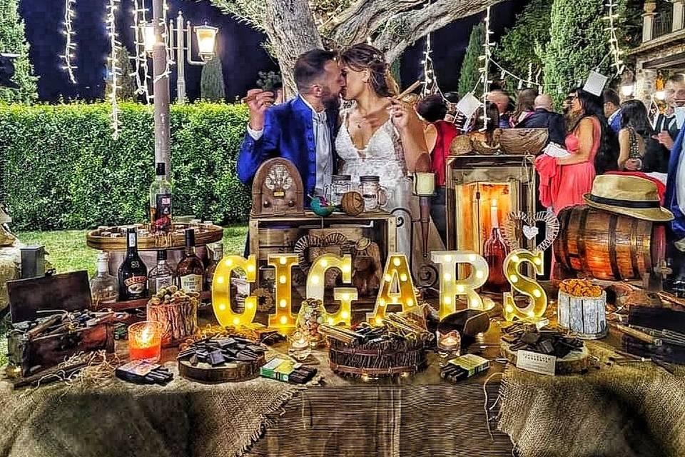Cigars Bar Events