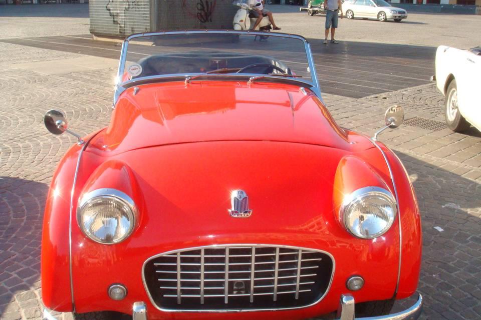 Tuscany Happy Drive