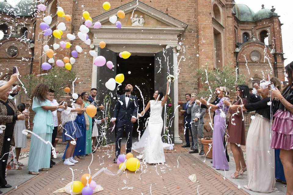 Matrimonio - Santa Maria Croce