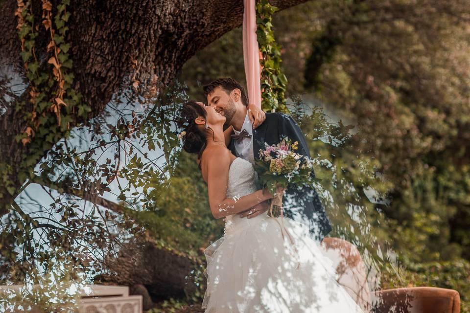 Lorenzo Mazzega Wedding