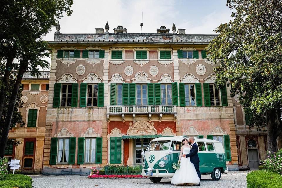 Matrimonio in VW di Alberto Torra