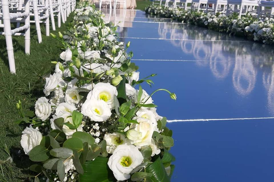 Yes Pure Design 100 % Flowers