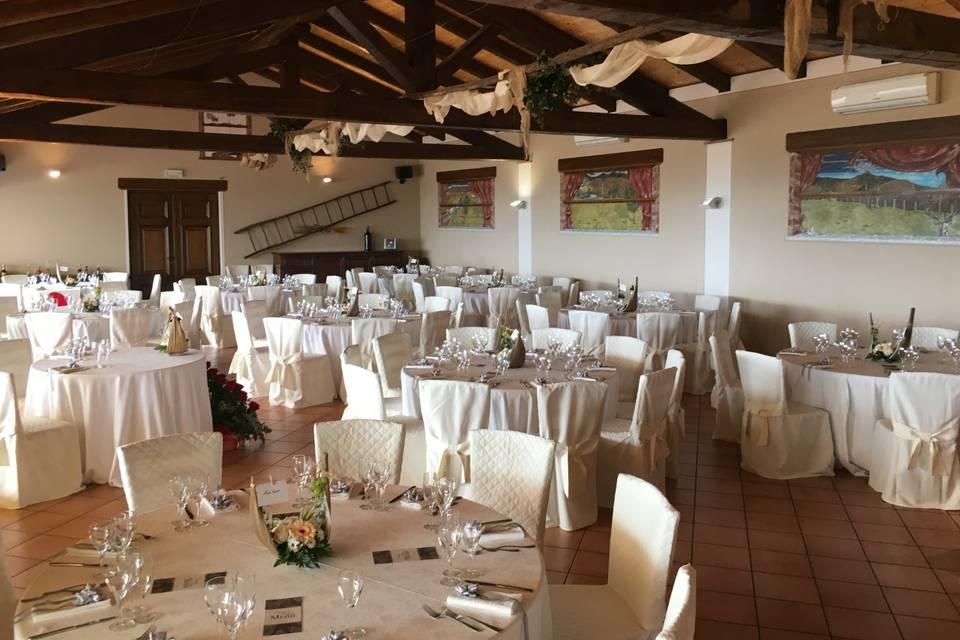 Sala Panoramica Tavolo Rotondo