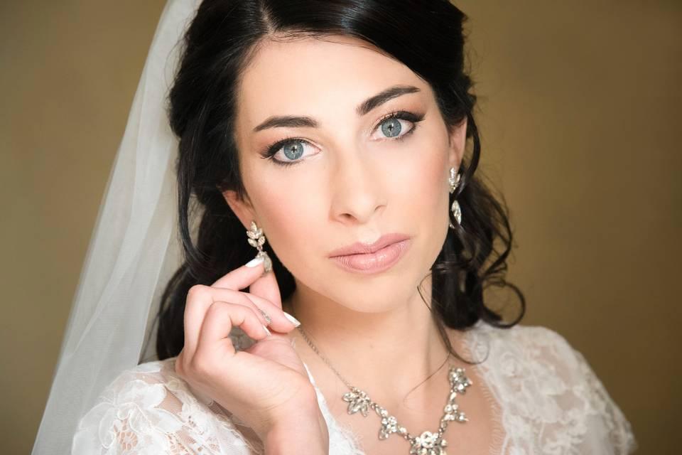Valentina Salvatori make up