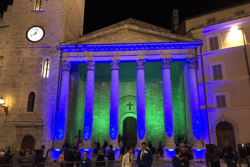 Tempio Minerva Assisi