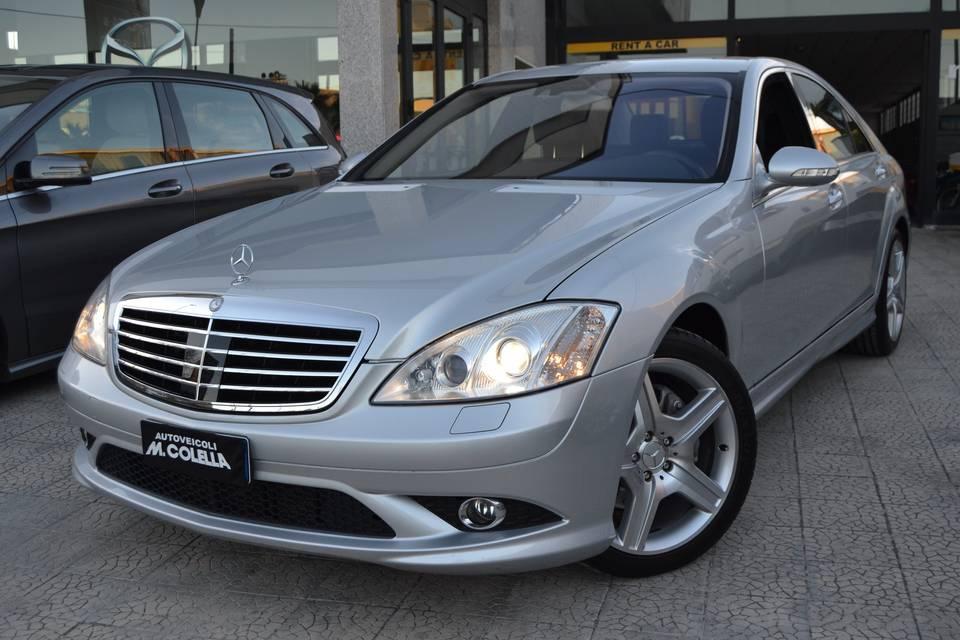 Mercedes Classe S AMG
