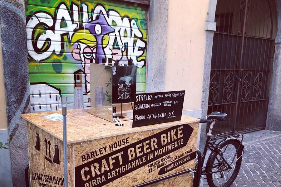 Craft Beer Bike by Barley House