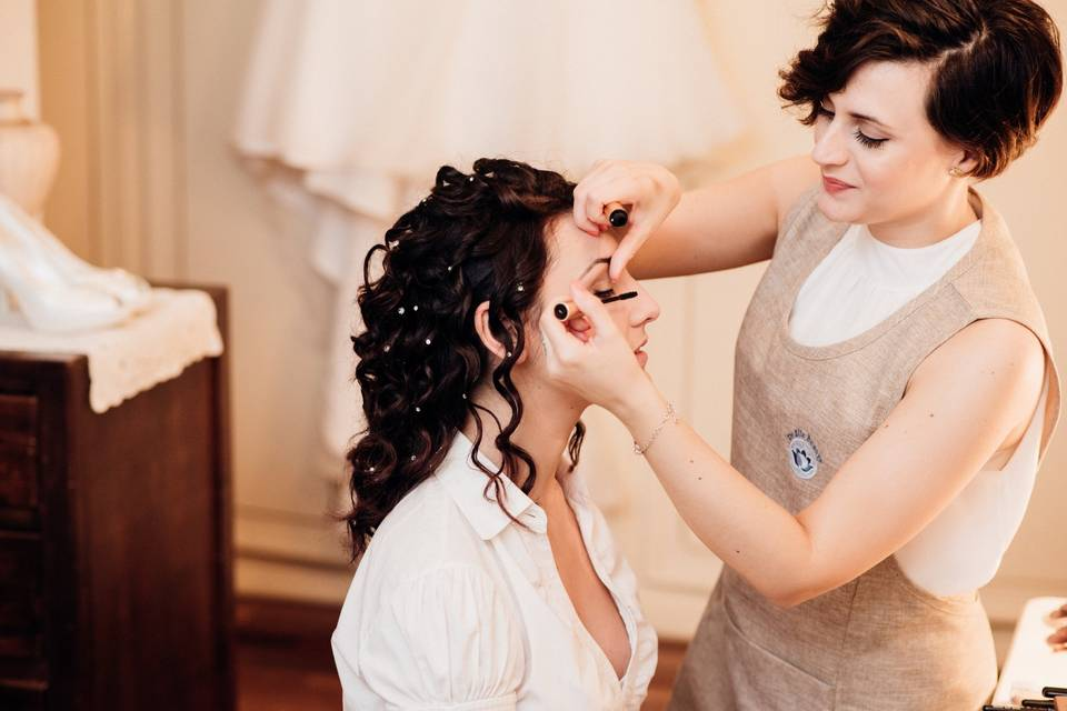 Veronica Cipelletti Make-up Artist