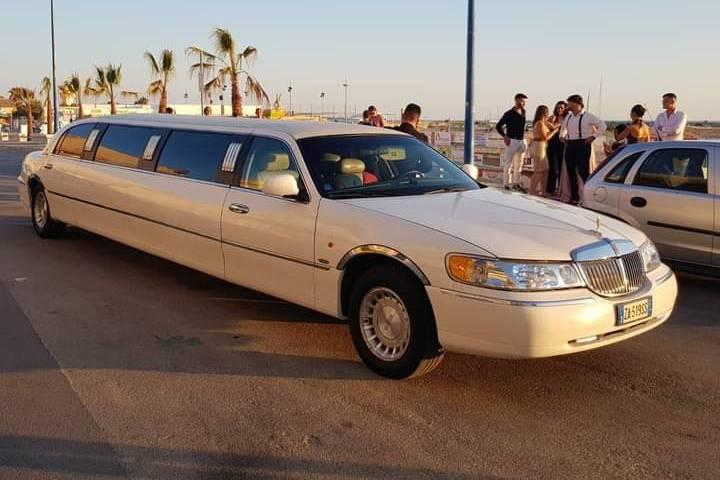 Limousine presidenziale