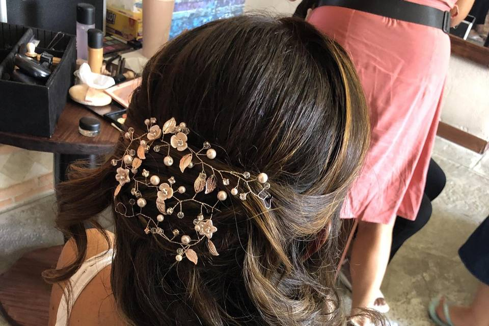 Hair Style Patrizia