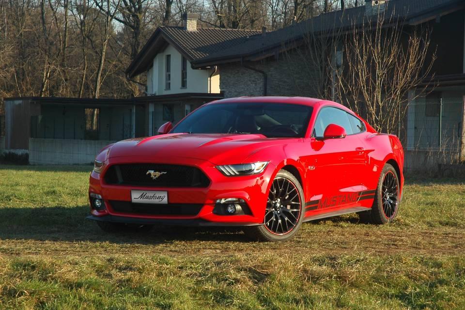 Noleggio Mustang