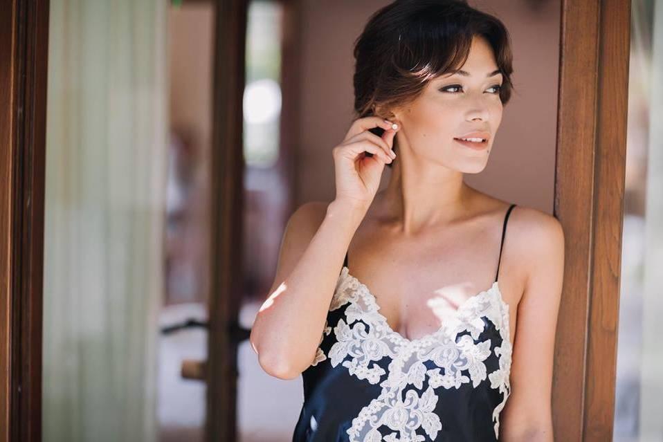 Olga Vetrova - Acconciature e Make-Up