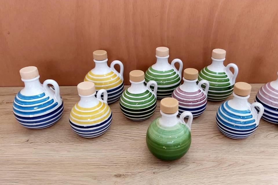 Oliere ceramica grottaglie