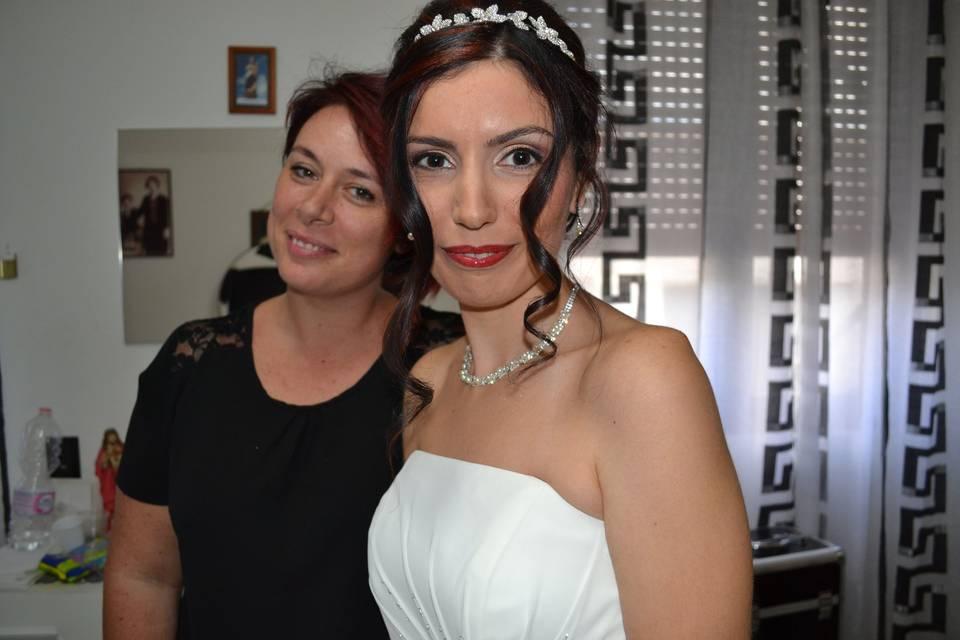 Io e la sposa