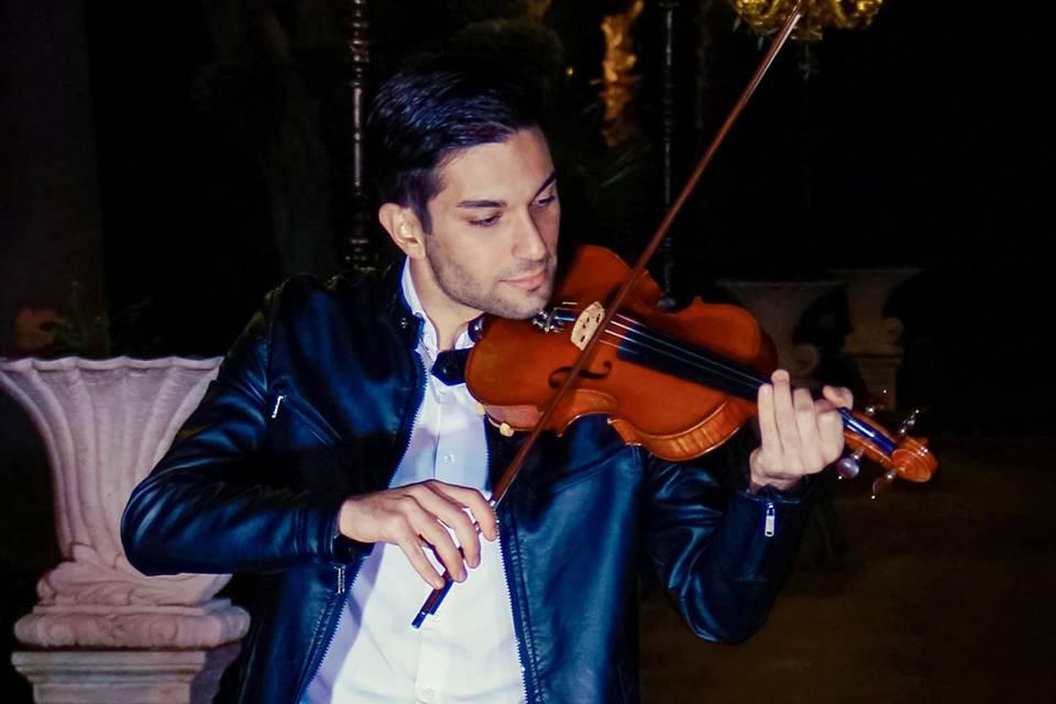 Alfio Grasso Violinista