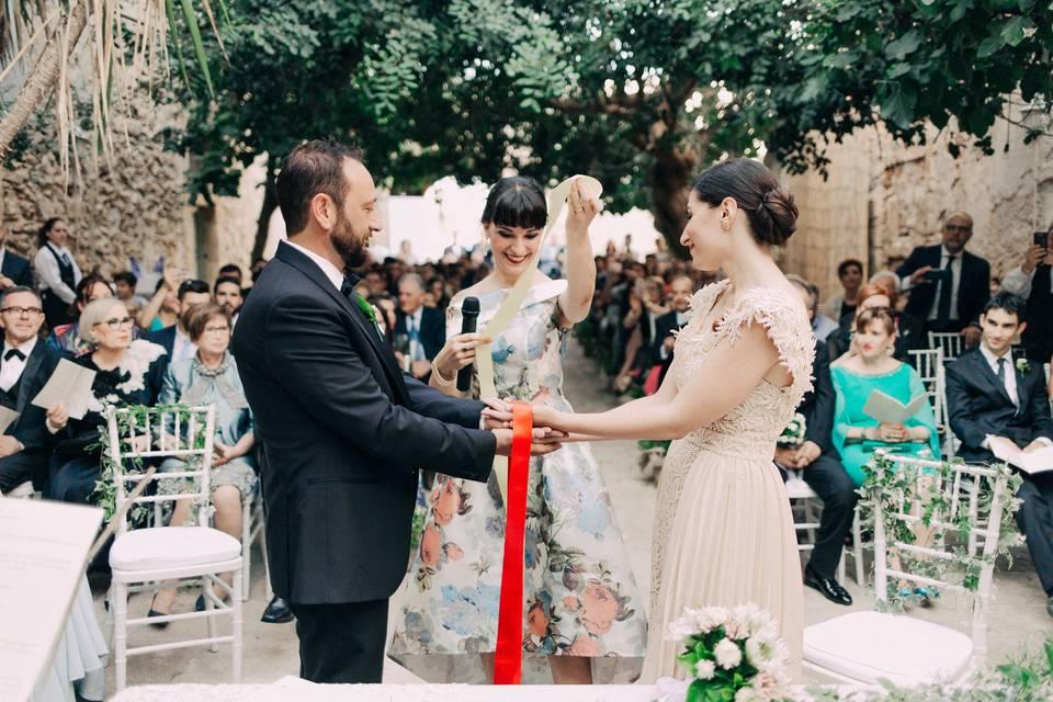 Clara Corallo Celebrante